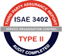 Audited for ISAE 3402